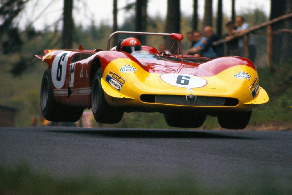 Alfa Romeo's Rich Racing History