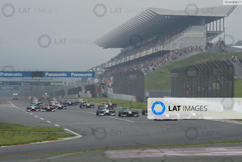 Rd 3 - Fuji Speedway 2, Japan