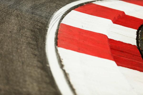Sepang International Circuit, Sepang, Kuala Lumpur, Malaysia. Thursday 26 March 2015. Track and kerbing. World Copyright: Alastair Staley/LAT Photographic. ref: Digital Image _79P0886