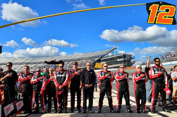September 27-28, 2013, Dover, Delaware USA Sam Hornish Jr team © 2013, Brian Czobat LAT Photo USA