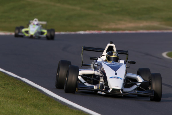 2014 MSA Formula Ford Championship of Great Britain, Brands Hatch, Kent. 28th - 30th March 2014. Sam Brabham (GBR) JTR Mygale. World Copyright: Ebrey / LAT Photographic.