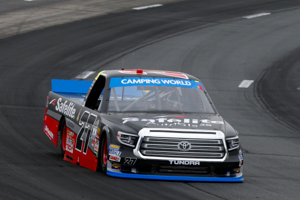 NASCAR Camping World Truck Series UNOH 175  New Hampshire Motor Speedway Loudon, NH USA Friday 22 September 2017 Ben Rhodes, Safelite Auto Glass Toyota Tundra World Copyright: Lesley Ann Miller LAT Images