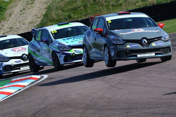 2017 Renault Clio Cup Thruxton, 6th-7th May 2017,  Lee Pattison (GBR) WDE Motorsport Renault Clio Cup World copyright. JEP/LAT Images