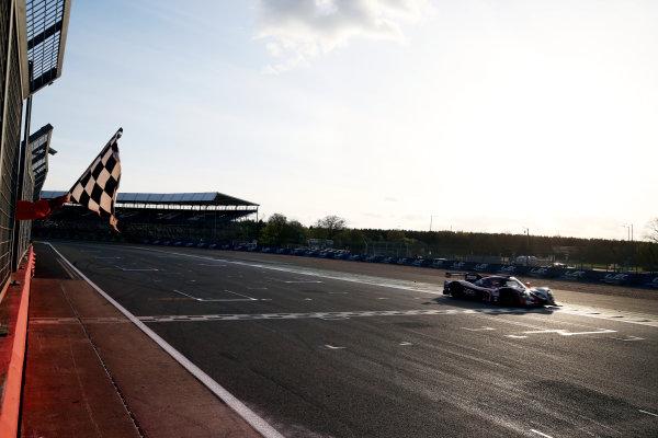 2017 European LeMans Series, Silverstone, 13th-15th April 2017, John Falb (USA) / Sean Rayhall (USA) - UNITED AUTOSPORTS - Ligier JS P3 ? Nissan World Copyright. JEP/LAT Images
