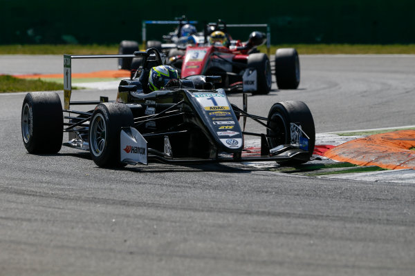 2017 FIA Formula 3 European Championship. Round 2 - Monza, Italy. Sunday 30 April 2017. Joel Eriksson, Motopark Dallara F317 - Volkswagen World Copyright: James Gasperotti/LAT Images ref: Digital Image _JG14688