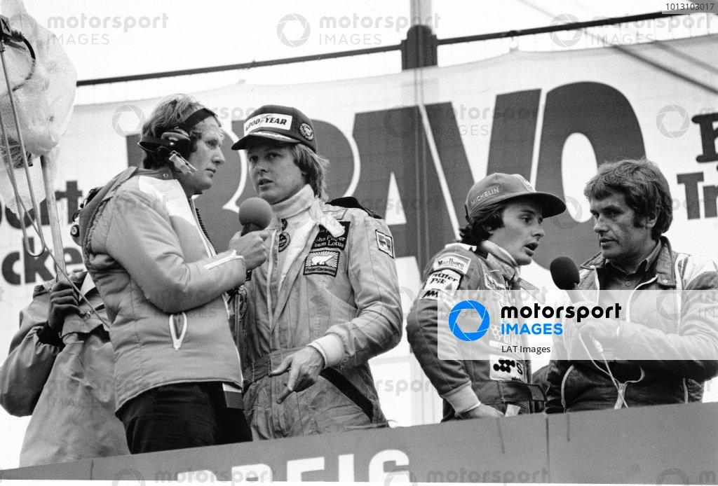 1978 Austrian Grand Prix.