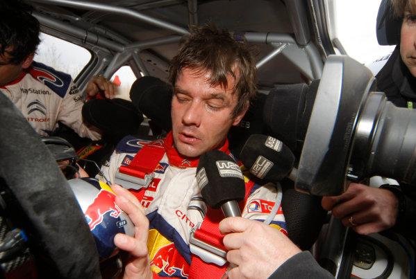 Round 05Rally Argentina 24- 27 of April 2009Sebastien Loeb, Citroen, WRC, PortraitWorldwide Copyright: McKlein/LAT