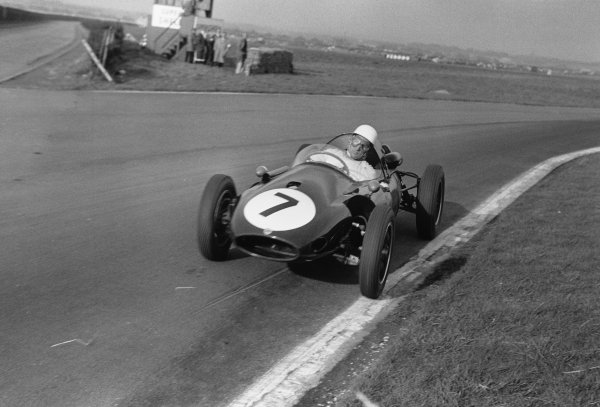 Aintree, England. 19th April 1958.