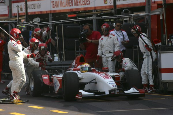2006 GP2 Series. Round 5.