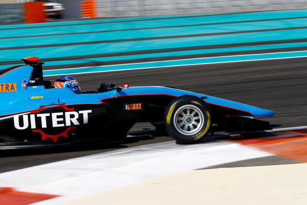 2017 GP3 Series Test 5. Yas Marina Circuit, Abu Dhabi, United Arab Emirates. Thursday 30 November 2017. Job van Uitert (NLD, Jenzer Motorsport). Photo: Joe Portlock/GP3 Series Media Service. ref: Digital Image _R3I7819