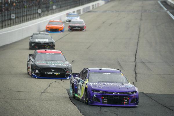 #51: Cody Ware, Petty Ware Racing, Chevrolet Camaro Nurtec ODT, #52: Josh Bilicki, Rick Ware Racing, Ford Mustang