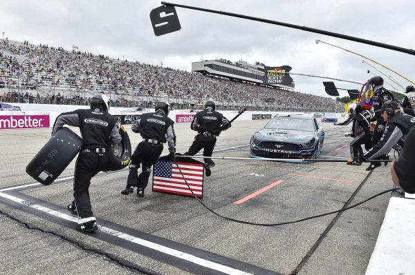 #2: Brad Keselowski, Team Penske, Ford Mustang eCascadia