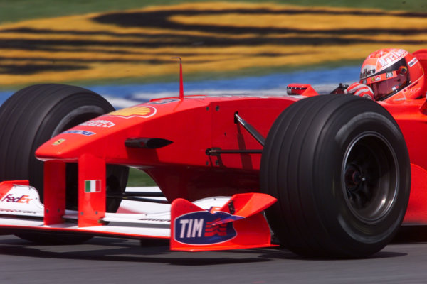 2000 Canadian Grand Prix.