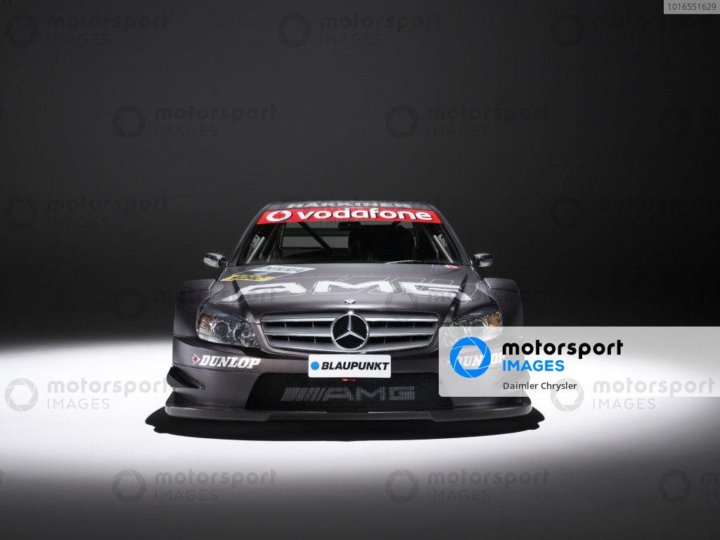 AMG-Mercedes C-Class Launch