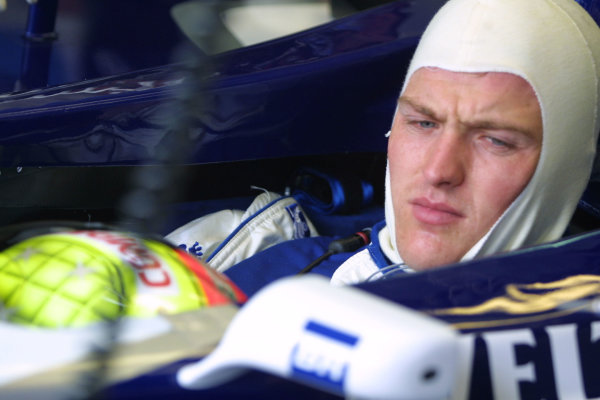 2001 Malaysian Grand Prix.Sepang, Kuala Lumpur, Malaysia.16-18 March 2001.Ralf Schumacher (Williams FW23 BMW).World Copyright - LAT PhotographicRef-8 9MB Digital