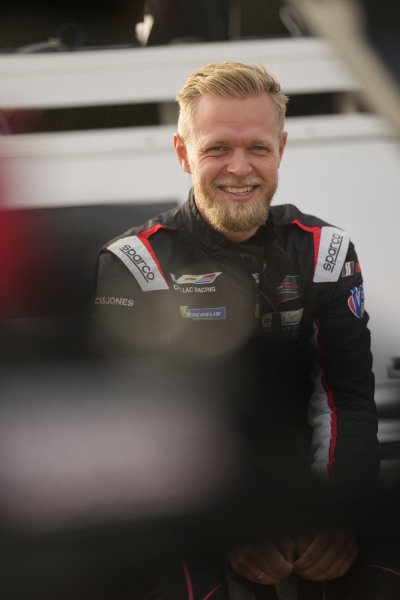 #01: Cadillac Chip Ganassi Racing Cadillac DPi, DPi:  Kevin Magnussen