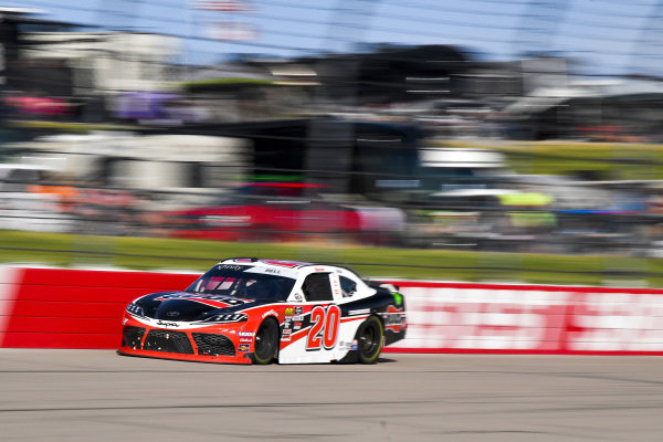 #20: Christopher Bell, Joe Gibbs Racing, Toyota Supra Ruud