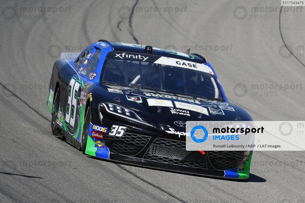 #35: Joey Gase, Motorsports Business Management, Toyota Supra MBM Motorsports
