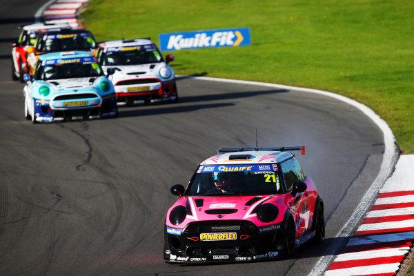 Jack Davidson - LUX Motorsport MINI