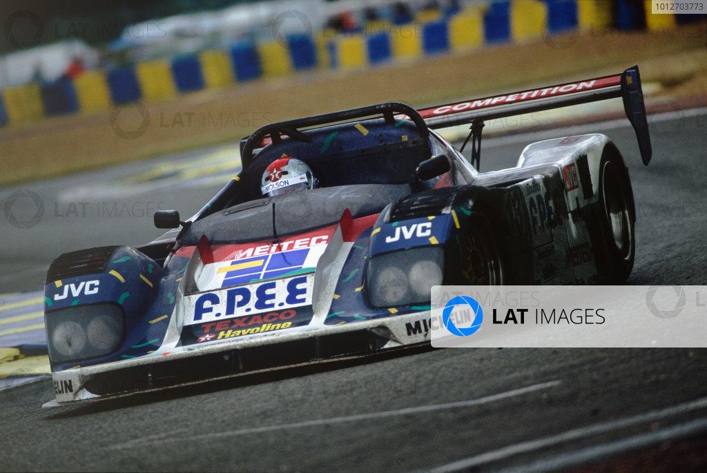 1995 Le Mans 24 Hours.