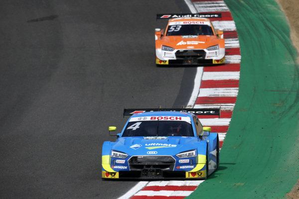 Robin Frijns, Audi Sport Team Abt Sportsline, Audi RS5 DTM, Jamie Green, Audi Sport Team Rosberg, Audi RS 5 DTM.