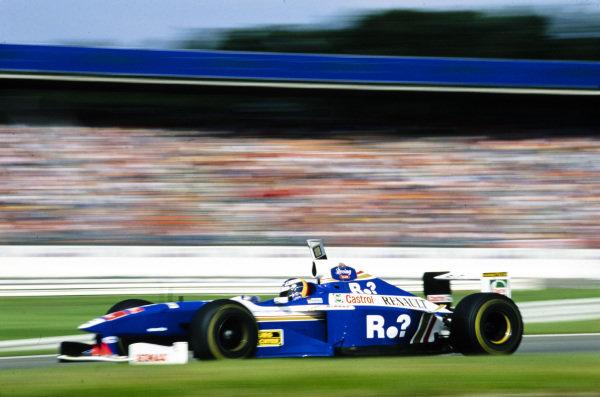 Heinz-Harald Frentzen, Williams FW19 Renault.