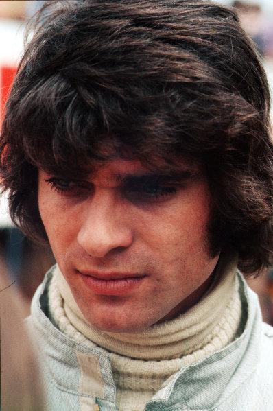 1972 Formula 1 World Championship.Francois Cevert (Tyrrell-Ford Cosworth).Ref-C4A 09.World - LAT Photographic