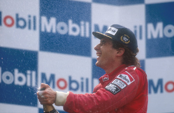 1990 Belgian Grand Prix.