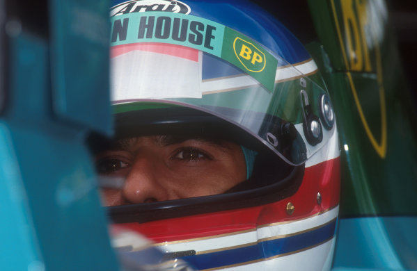 1991 British Grand Prix.