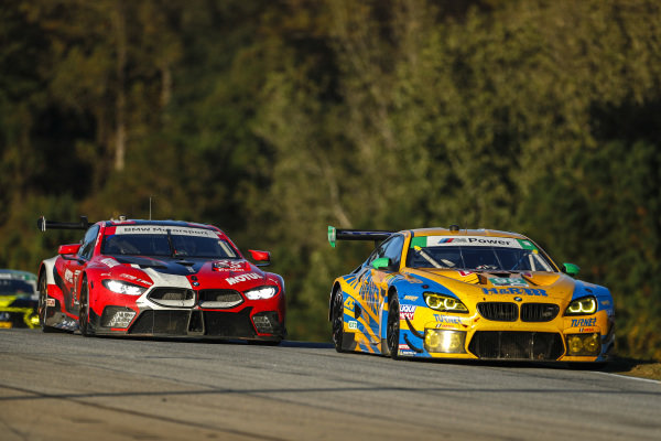 #96 Turner Motorsport BMW M6 GT3, GTD: Robby Foley III, Bill Auberlen, Dillon Machavern