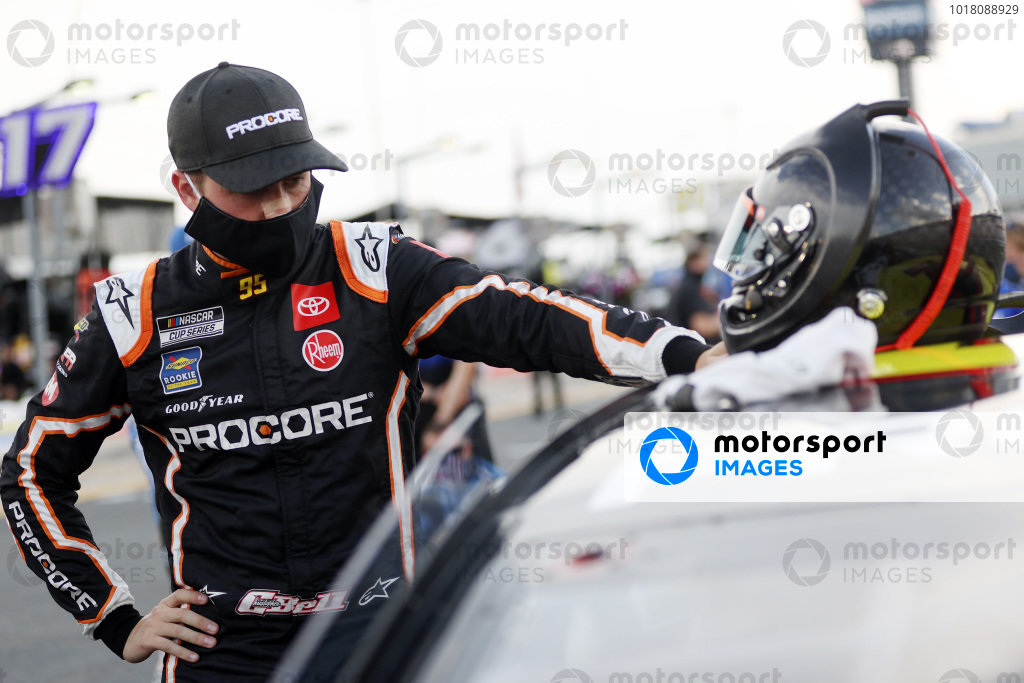 Christopher Bell, Leavine Family Racing Toyota Procore Copyright: Chris Graythen/Getty Images