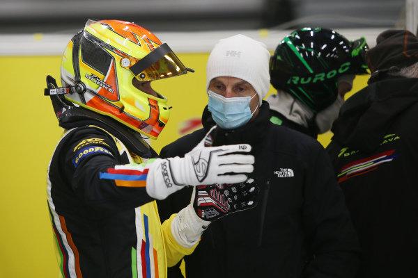 #44 ARC Bratislava Ligier JSP217 - Gibson:  Darren Burke