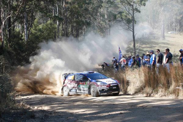 2013 FIA World Rally Championship Round 10, Rally Australia, 12th-15th September 2013. Worldwide Copyright: McKlein/LAT