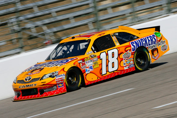 2-4 November, 2012, Fort Worth, Texas USA Kyle Busch, Snickers Toyota Camry.(c)2012, LAT South LAT Photo USA .