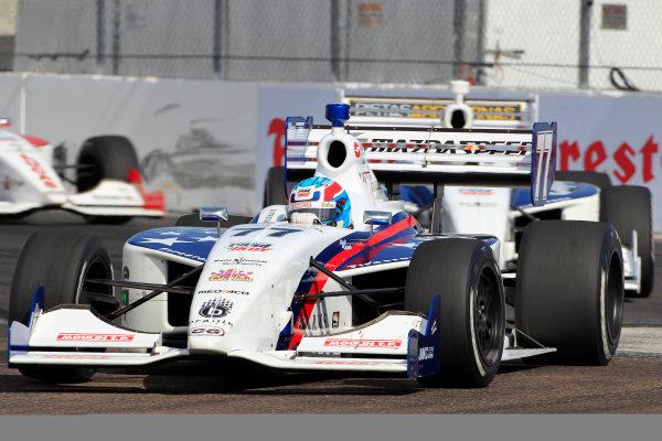 23-24 March, 2012, St Petersburg, Florida USATristan Vautier leads Esteban Guerrieri(c)2012, Phillip AbbottLAT Photo USA