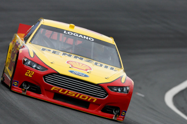11-12 December 2012, Concord, North Carolina, USA Joey Logano.(c)2012, LAT Photo USA LAT Photo USA. .