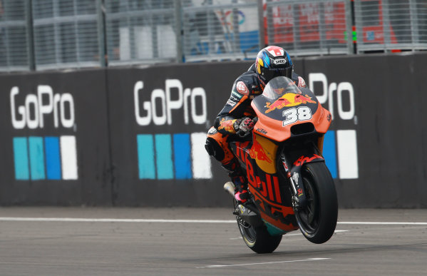 2017 MotoGP Championship - Round 9 Sachsenring, Germany Sunday 2 July 2017 Bradley Smith, Red Bull KTM Factory Racing World Copyright: David Goldman/LAT Images ref: Digital Image 34271
