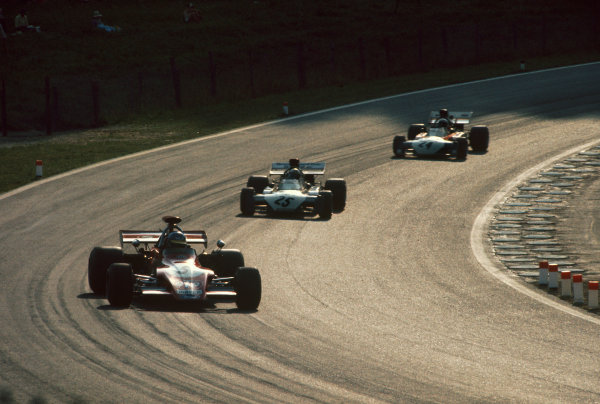 Osterreichring, Zeltweg, Austria. 11-13th August 1972. 