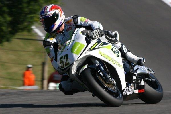 2007 World Superbike Championship. Brands Hatch, England. 3rd - 5th August 2007. James Toseland, Hannspree Honda CBR1000RR, action. World Copyright: Kevin Wood/LAT Photographic ref: Digital Image