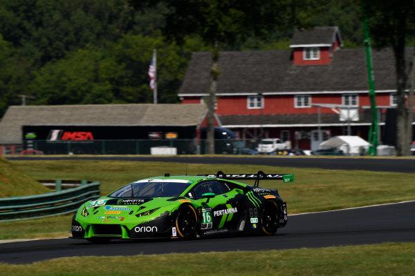 26-28 August, 2016, Alton, Virginia USA 16, Lamborghini, Huracan GT3, GTD, Spencer Pumpelly, Corey Lewis ?2016, Scott R LePage  LAT Photo USA
