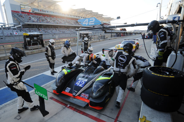 2016 FIA World Endurance Championship, COTA, Austin, Texas - 15th-17th September 2016, Nick Leventis / Lewis Williamson / Jonny Kane - Strakka Racing Gibson 015S-Nissan  World Copyright. Jakob Ebrey/LAT Photographic.