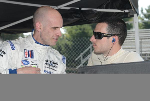 3-4 August, 2012, Lexington, Ohio USA#52 PR1 Mathiasen Motorsport's Marino Franchitti with Rudy Junco(c)2012,  Dan R. Boyd  LAT Photo USA
