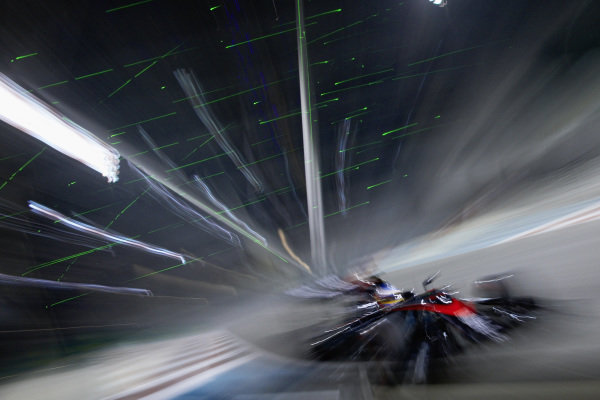 Fernando Alonso, McLaren MP4-30 Honda.