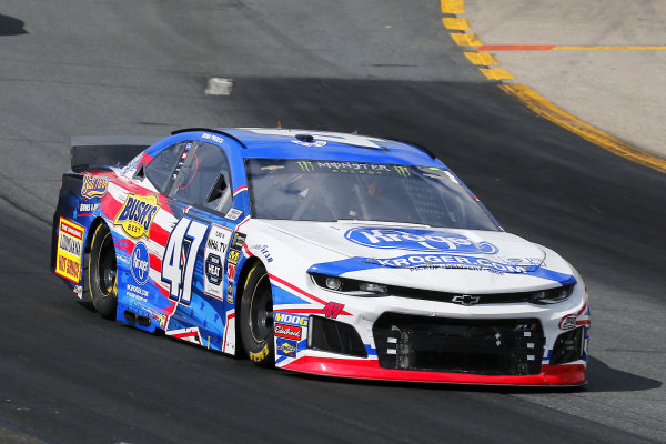 #47: Ryan Preece, JTG Daugherty Racing, Chevrolet Camaro Kroger
