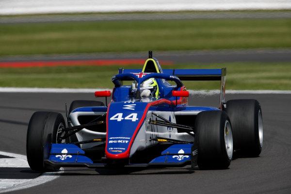 Abbie Eaton (GBR) Qualifying Silverstone