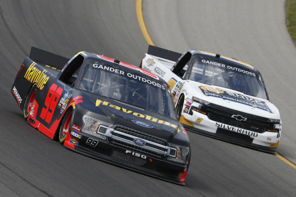 #99: Ben Rhodes, ThorSport Racing, Ford F-150 Havoline