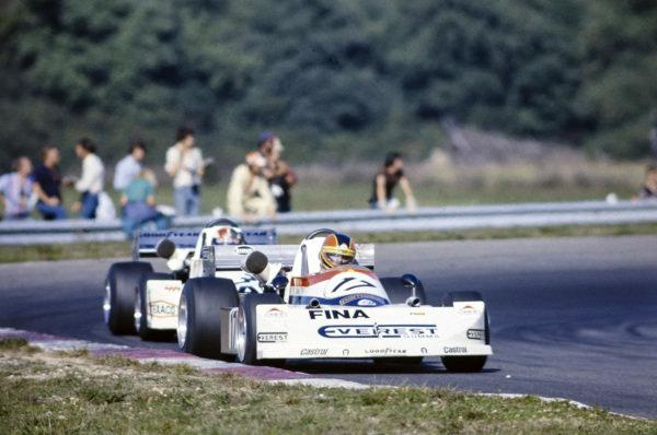Giancarlo Martini, March 762 BMW/Rosche.