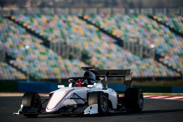 Fabio Scherer CHE Sauber Junior Team by Charouz