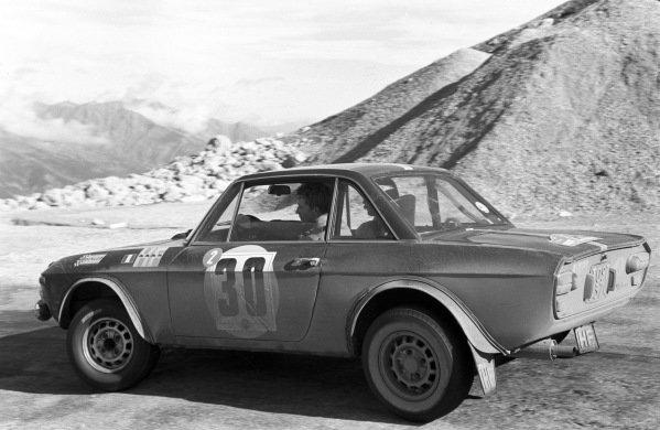 Hannu Mikkola / Anssi Järvi, Lancia Fulvia coupe.