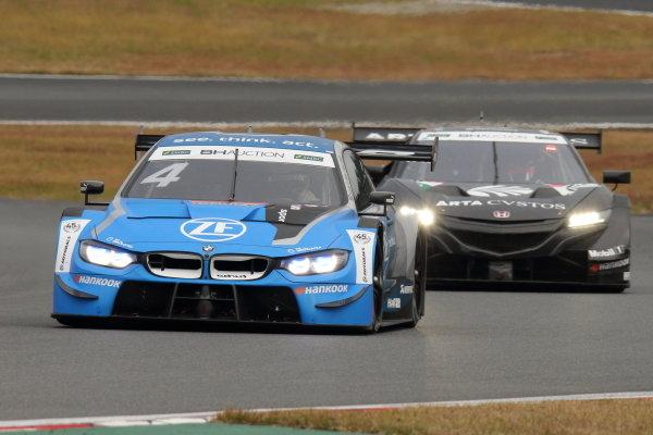 Super GT - DTM Dream Race. Alex Zanardi, BMW Team  RBM, BMW M4 Turbo DTM, in race one